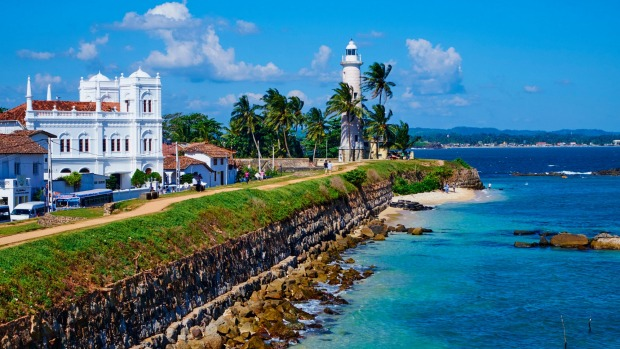 At Galle Fort you can experience the stylish side of modern-day Sri Lanka.