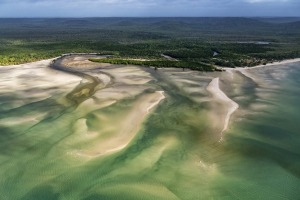 Punsand Bay in Queensland.