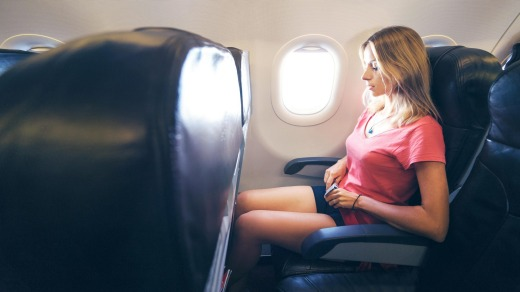 Sitting in an airline seat for an extended period can be an ordeal.