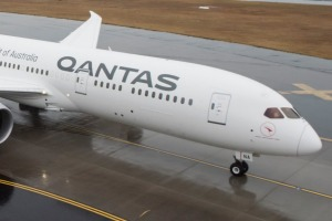Qantas is an acronym, but what does the second 'A' stand for?