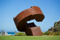J?rg Plickat Existence(Just a Loop inTime), Sculpture by the Sea