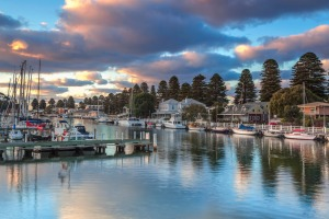 Port Fairy, best little town in the world.
