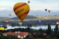 Taking off: Canberra has become one of Australia's coolest cities to visit.