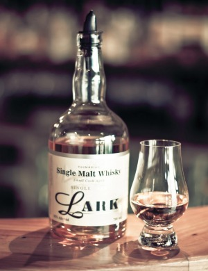 LARK DISTILLERY: Jon's brother Bill Lark is at the helm here. He kicked off the now burgeoning Tassie whisky scene in ...