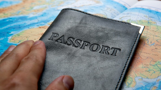 Germany has been bumped from top spot for the world's most powerful passport.