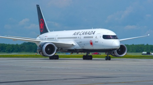 Airline review: Air Canada Boeing 787-9 Dreamliner, economy ...