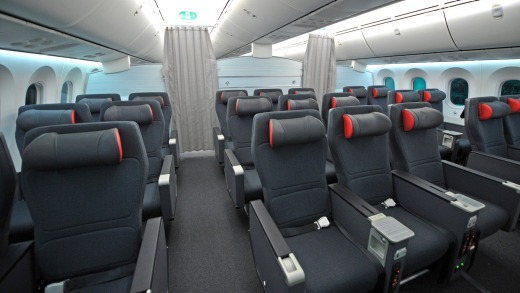 Airline Review Air Canada Premium Economy Vancouver To
