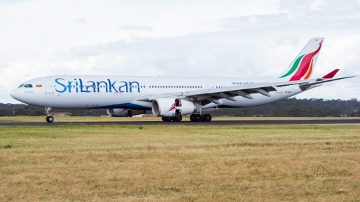 The airline will fly between Melbourne and Colombo daily.