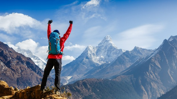 A trek to Everest base camp is an increasingly popular choice for travellers celebrating milestone birthdays.