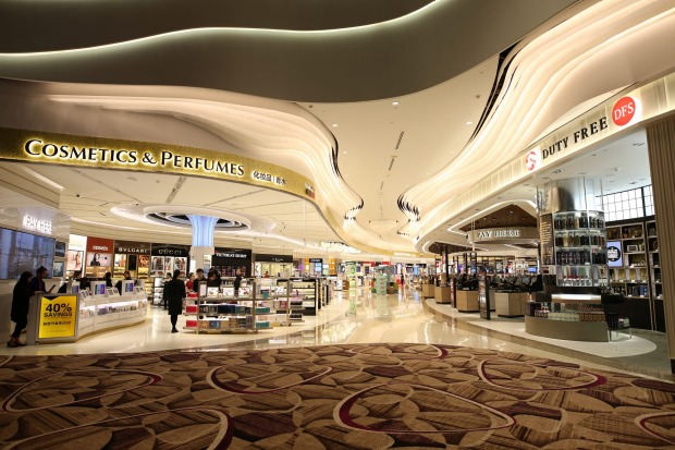 There are 62 new shops at the terminal along with 19 food and beverage options.