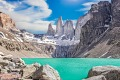 Torres del Paine mountains, Patagonia.