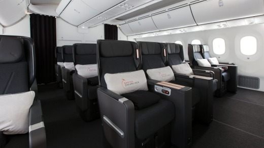 Would you pay $1781 to fly Qantas premium economy vs an 'Economy Plus' seat on United?
