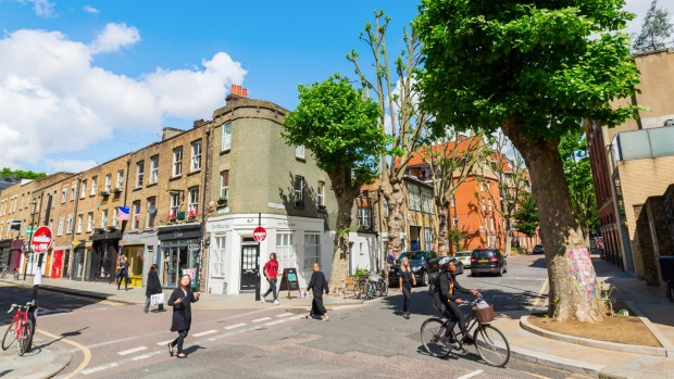 Artist communities thrive in London's East End and the arrival of hip hotels and architectural renovations are creating ...