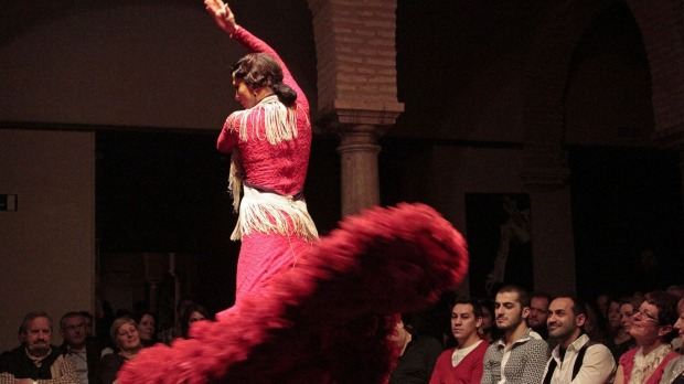 Flamenco is a way of life in Seville.