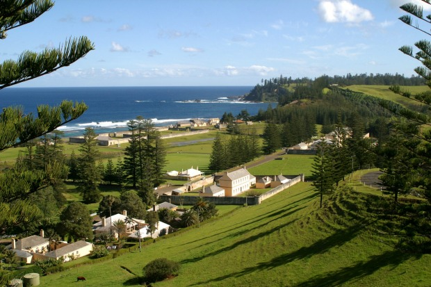 Norfolk Island also has more people. The population of Norfolk is about 1600 and it has about 1500 visitor beds, whereas ...