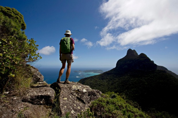 Lord Howe must-do: World Heritage walks. All Lord Howe's walking tracks are spectacular, but the best and toughest is ...