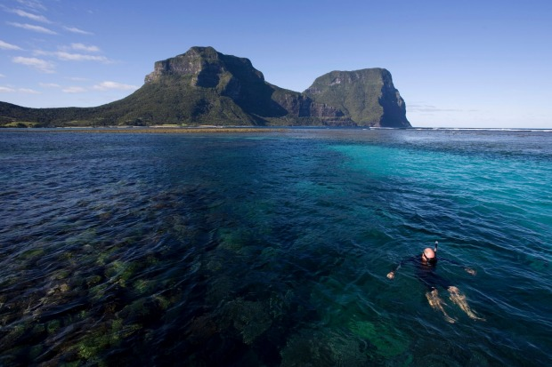 Lord Howe has the world's most southerly coral reef, a multitude of dive sites, and is a birdwatchers' paradise: more ...