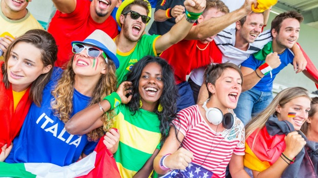 Many other countries have just as much, if not more, passion for sport than Australians do.