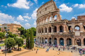 The Colosseum is a remarkable feat of engineering.