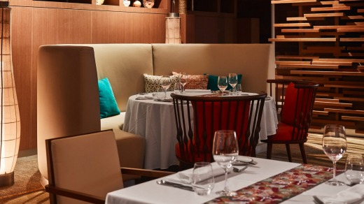 The Arnguli Grill & Restaurant specialises in steaks.