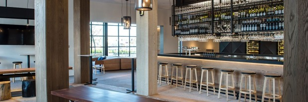 The hotel's restaurant Mr McCracken has just opened, under the supervision of chef and owner Matt Dawson. It aims to ...