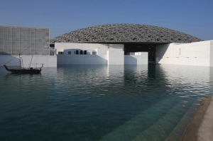 The new Abu Dhabi Louvre opens on to the public on Saturday, November 11.