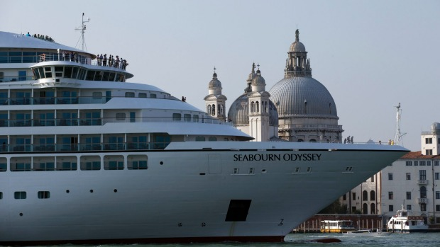 Venice has faced an onslaught of tourism that has challenged the city's character, clogged its narrow waterways and ...