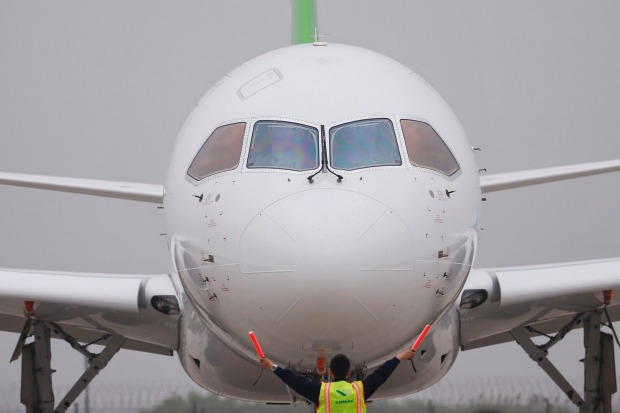 China's C919 jet has been made to beat Airbus and Boeing ...