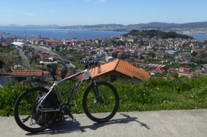This epic, seven-day, 278-kilometre cycle from Porto to Santiago de Compostela in Galicia, Spain, is unforgettable.
