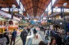 THE GREAT MARKET HALL: Budapest's oldest, largest indoor market – three floors and 10,000 square metres – opened in ...