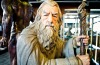 Gandalf at Weta Cave.