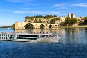 Evergreen Cruises & Tours outstanding crew members add to the joy of  touring southern France.