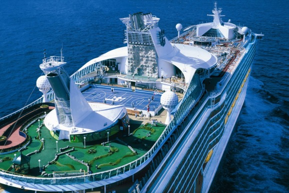 Explorer of the Seas.