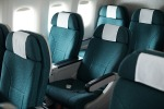 Cathay Pacific premium economy on board the A350.