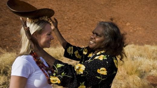 Indigenous storytellers talk about hunting and gathering methods that link them with the land at the free daily Bush ...