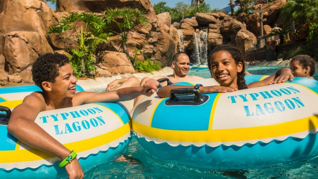 Walt Disney World Resort hotel guests use MagicBands to enter the theme parks and water parks, enter their hotel room, ...