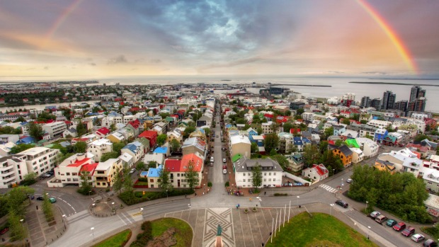 See Iceland on this escorted tour: City of Reykjavik.