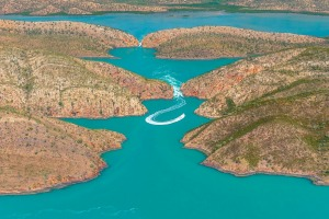 Where would you find Horizontal Falls?