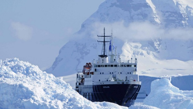 Oceanwide Expeditions is adding a new ship to its fleet for trips to the Arctic and Antarctic.