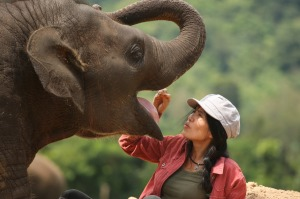 Lek Chailert, founder of the Elephant Nature Park SATDEC9HEROES Supplied PR image