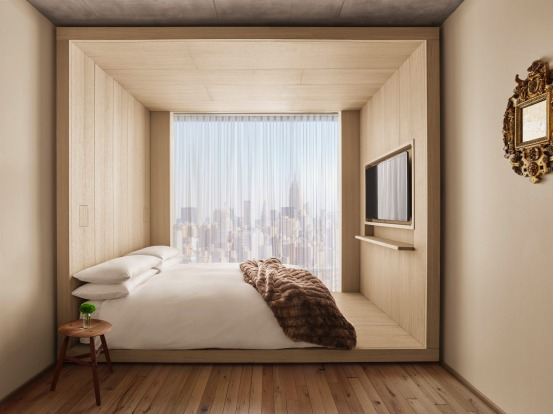 PUBLIC: This is legendary hotelier Ian Schrager's first foray into affordable luxury – a property that eschews the ...