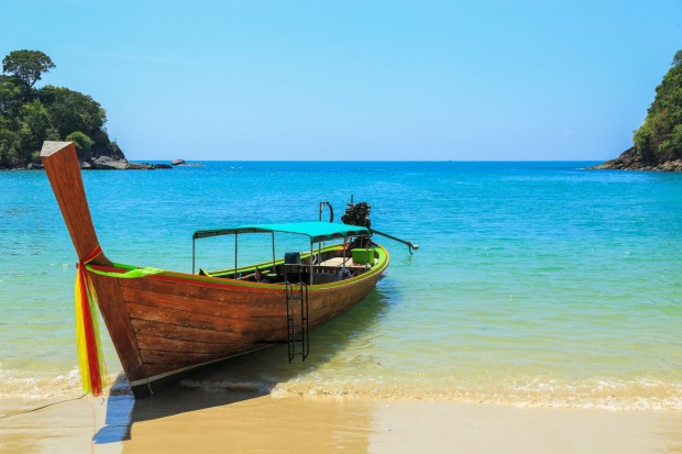 Long-tail, Thailand. Anyone who's been to Thailand has seen – or rather, heard – these things roaring along the ...