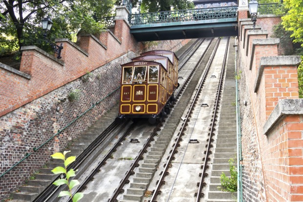 Funicular, Europe. It doesn't matter where you try this form of transport – whether it's in Istanbul or Salzburg, ...