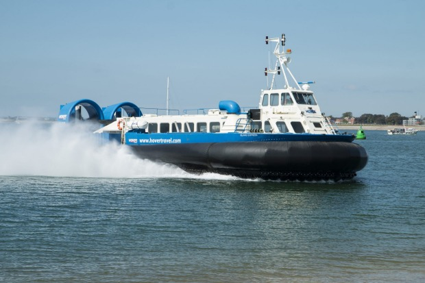 Hovercraft, England. Much like the Concorde or the lunar rocket, the hovercraft is a fairly old form of transport that ...