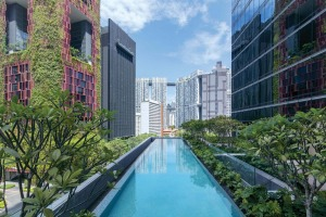 Sofitel Singapore City Centre is a botanically inspired oasis.