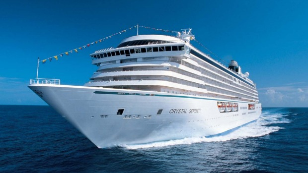 Crystal Serenity will sail on a six-day Far East Vistas Getaway between Ho Chi Minh City and Singapore in March next year.