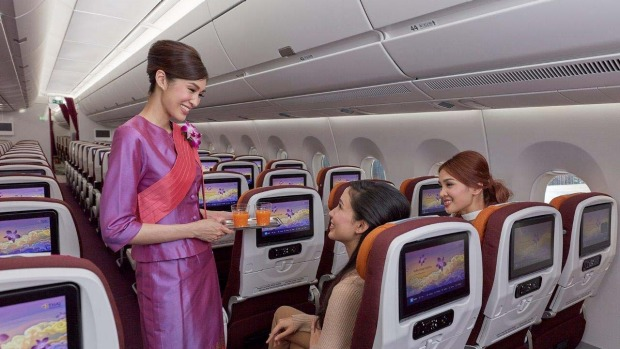 Thai's service is warm and efficient. This was a responsive, slick and friendly crew.