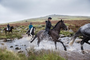 Horseriding lovers should consider Britain's Liberty Trails in Dartmoor National Park.