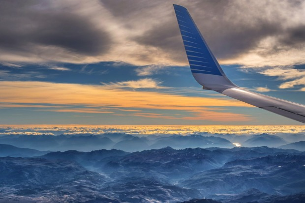 H21 – Santiago to Punta Arenas (Sky Airline). How beautiful is Patagonia? You'll know full well after taking the Sky ...