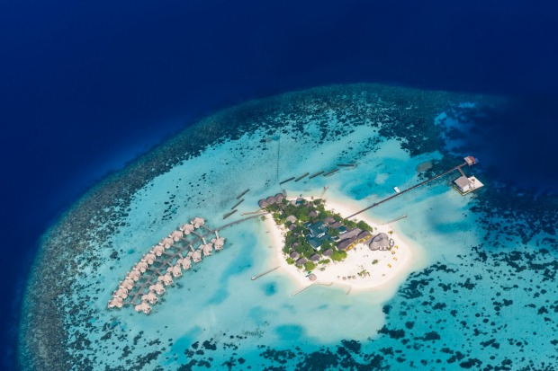 M8 – Male to South Ari Atoll, Maldives (Trans Maldivian Airways). You could easily sell this seaplane transfer from the ...